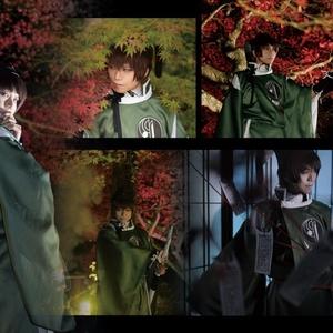 【うつせみ】 刀剣乱舞 コスプレ写真集 石切丸×にっかり青江