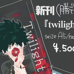 twilight #勝デク