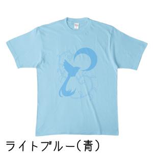 月草鳥カラーTシャツ(9種類)