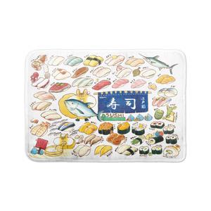 お寿司ブランケット