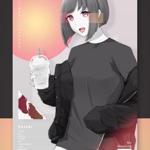 【PSDデータ】AJ6 Poster