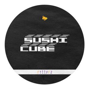 マスキングテープ「SUSHI CUBE [type04] / 握り4種」