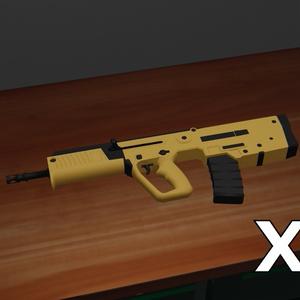 fbxモデル X83