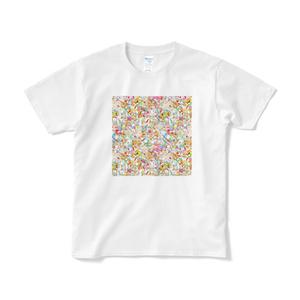 《備えあれば》Tシャツ 白(短納期)
