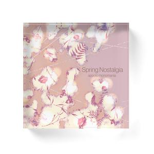 郷愁の記憶(Spring Nostalgia アクリルブロック)