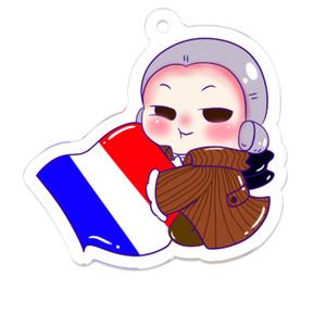 むぎゅっと!緩いフランス革命【ロベスピエール】