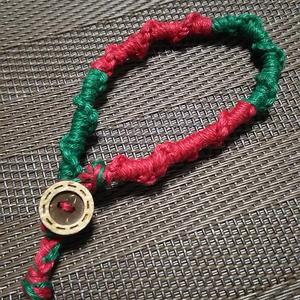 MTGイメージミサンガ「グルール(赤緑)」