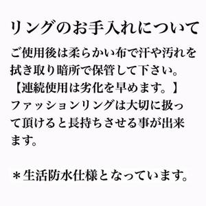 鬼滅の刃 冨岡義勇 モチーフ イメージ リング
