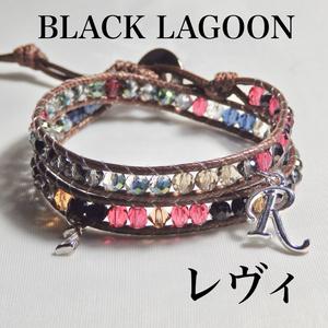 BLACK LAGOON レヴィ イメージラップブレスレット