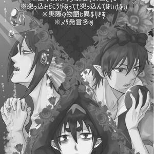 名作虚無界物語〜正十字学園の悪魔な兄弟③〜