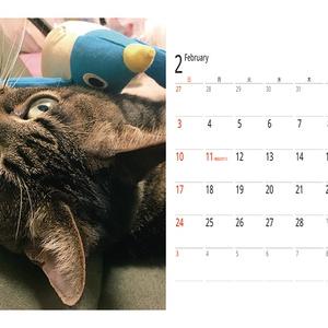 ちるるカレンダー2019