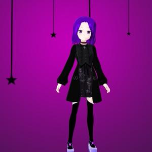 """オリジナル3Dモデル """"Mikuni"""""""
