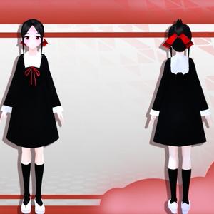 3Dモデル Kaguya Shinomiya - かぐや様は告らせたい ~天才たちの恋愛頭脳戦~