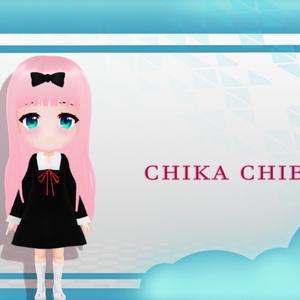 3Dモデル Chika Chibi - かぐや様は告らせたい ~天才たちの恋愛頭脳戦~