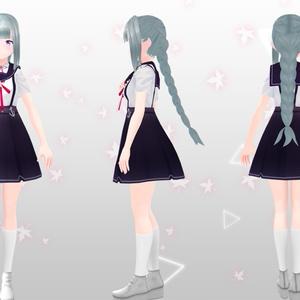 """オリジナル3Dモデル """"Sophie"""""""