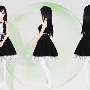 """オリジナル3Dモデル """"Rinni V2"""""""