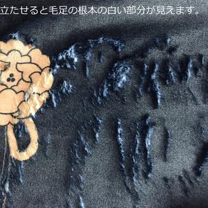 歌仙ちゃんブランケット【片面】
