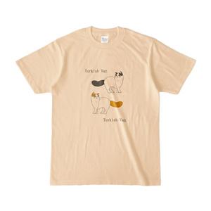 ターキッシュバン Tシャツ(ベーシックカラーシリーズ・ナチュラル)