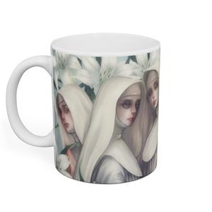 聖女たちのマグカップ