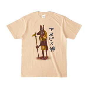 アヌビス神Tシャツ 文字あり