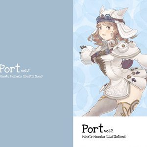 Port vol.2- Minatomozuku Illustlations