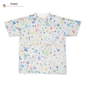 フルグラフィックTシャツ - 平成最後のフォントプロジェクト
