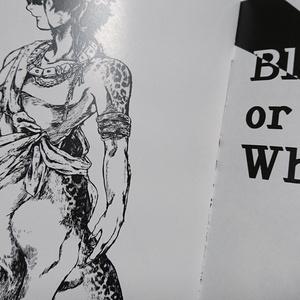 【イラスト本】Black or White【オリジナルイラスト】