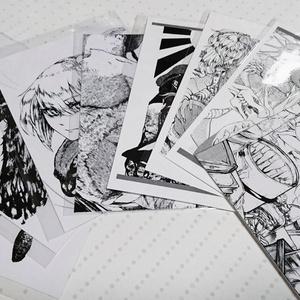 【オリジナル】ポストカード