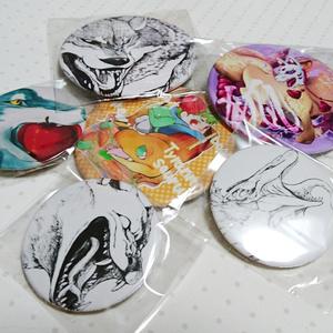 【オリジナル】缶バッジ