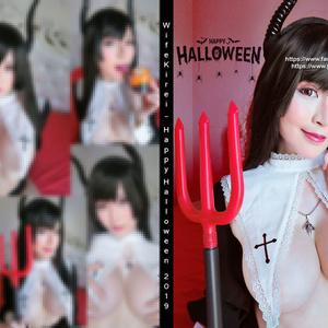WifeKirei - Happy Halloween (2019)