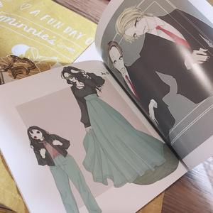 イラスト集 fashionbook at 5 【庭鬼】