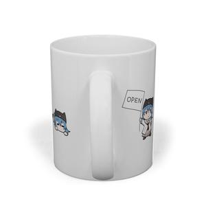 藍川 茜ちゃんマグカップ