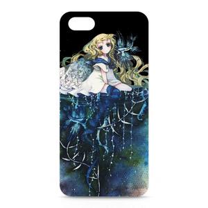 iPhoneケース【P. フィサリスと水面の恋人】
