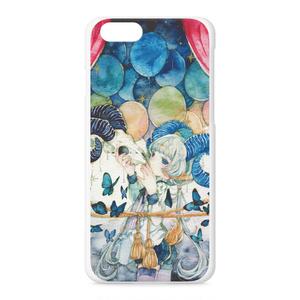 iPhoneケース【二層のS】