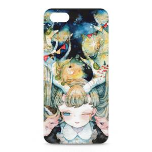 iPhoneケース【白角の棲家】
