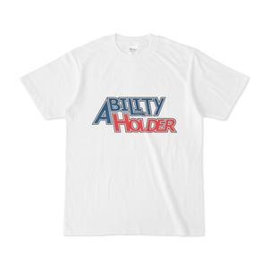アビリティーホルダーTシャツ