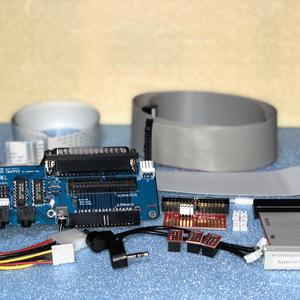 (これは旧Verです。新Ver(FDS+) は別メニューから購入お願いします。十分に検討お願いします)X68000 横置型(PROシリーズ)用 FDD-DRIVE SWAPPER