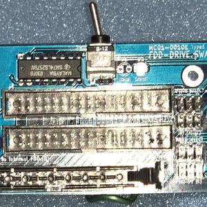 X68030用 FDD-DRIVE SWAPPER