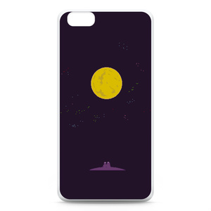 PixelArt-iPhone6Plusカバー「月夜」