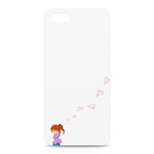 PixelArt-iPhone5ケース「ウキウキ」