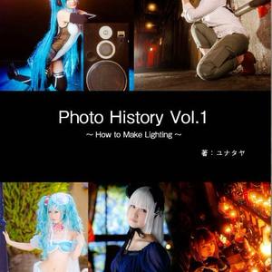 Photo History Vol.1 ~How to Make Lightning~