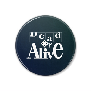 LogoBadge-Dead or Alive