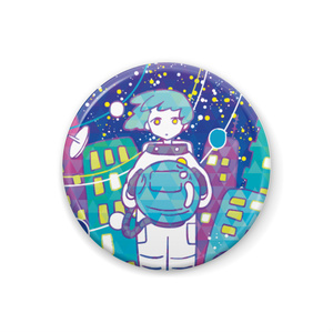 Badge○<cosmo>