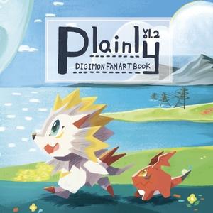 Plainly vol.2(チビデジモンイラストブック)