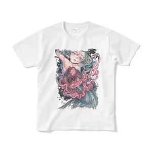 人魚Tシャツ