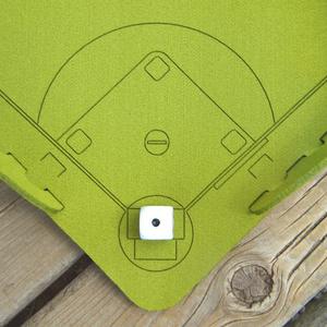 グラウンド型ダイストレイ 野球(Yakyu)