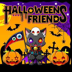 HALLOWEEN FRIENDS