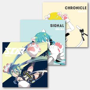 CHRONICLE+SIGNAL+STAR [CD]