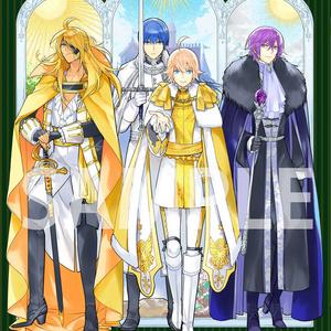 千年迷宮の七王子「残雪のステイルメイト」
