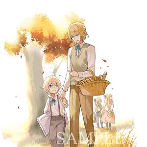 イラスト集「Atori Haruno WorksⅡ」